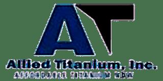 Allied Titanium Logo